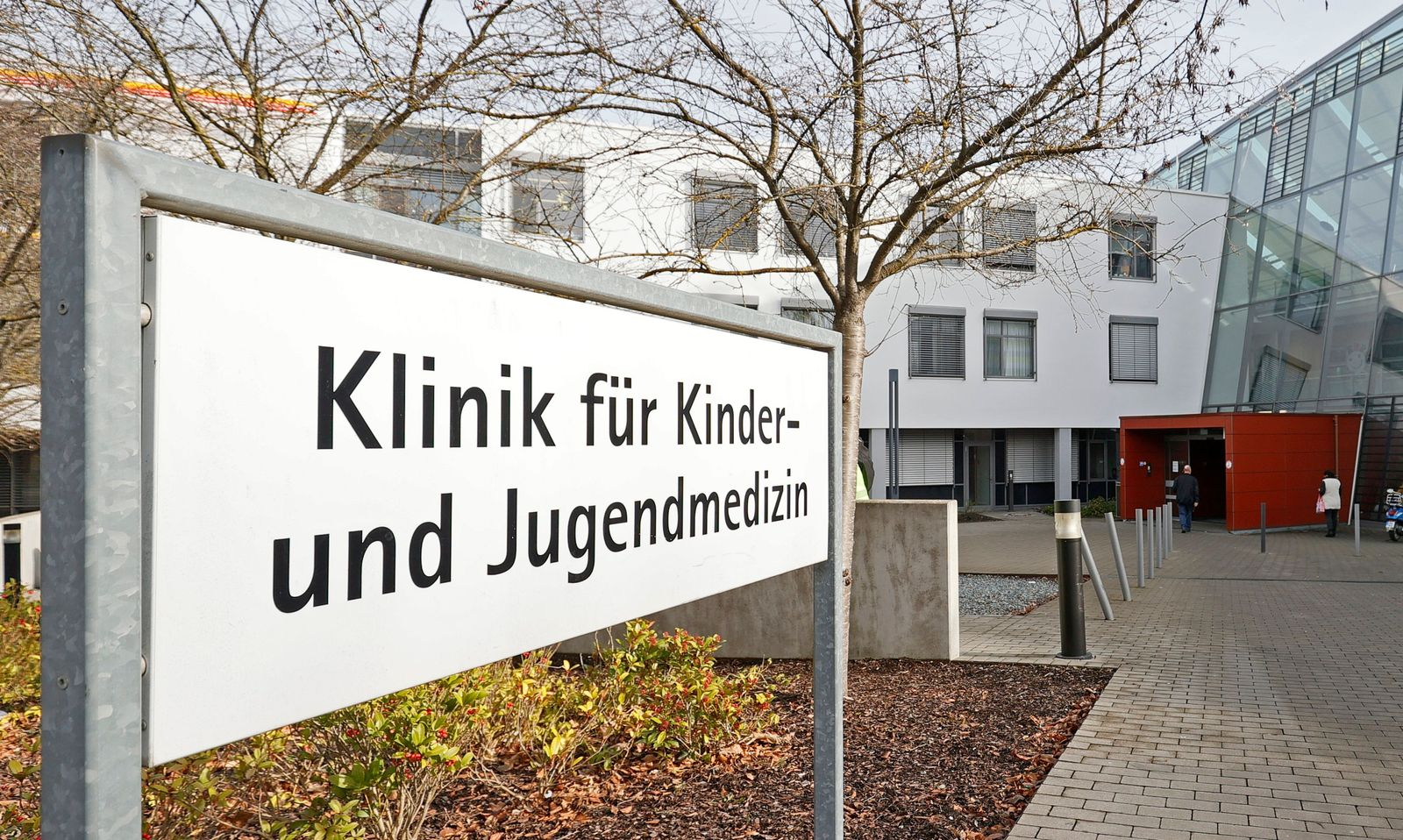 University Hospital for Children and Youth Medicine in Ulm, Germany - 30 Jan 2020