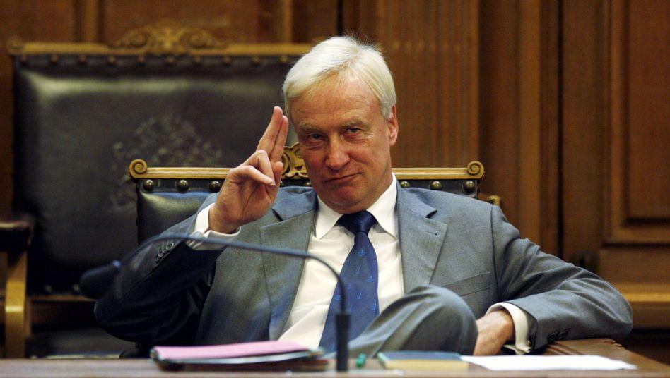 Merkel und der Beust-Rücktritt: Und tschüss, Nummer sechs!