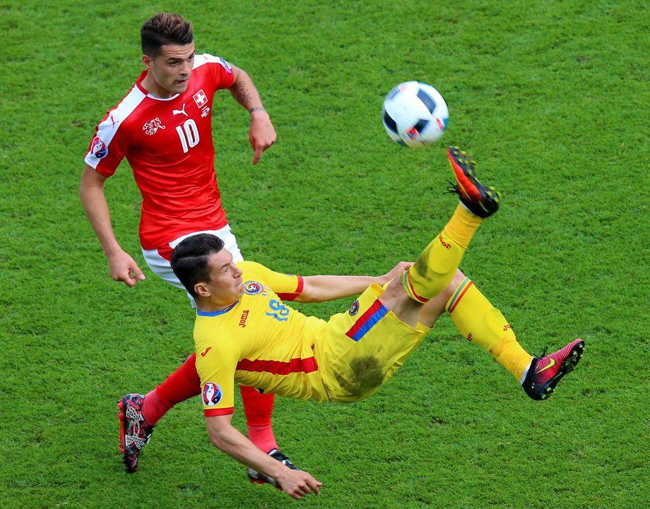 Rumänien Vs Schweiz