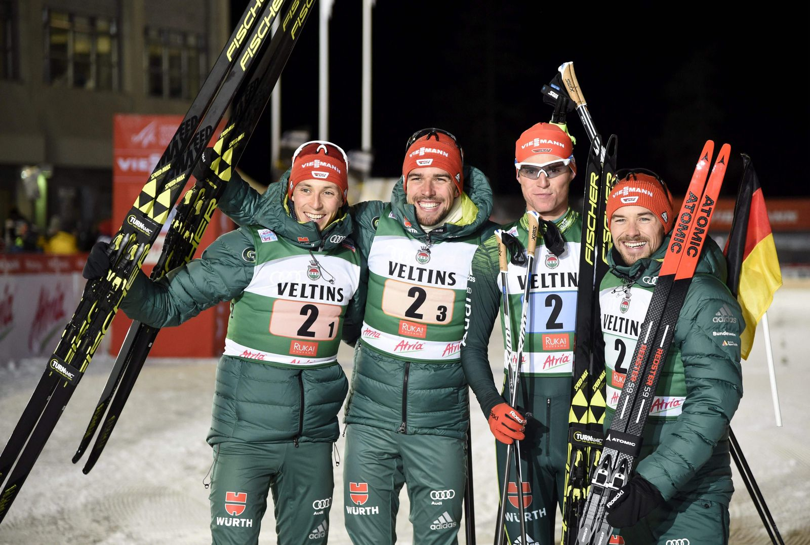 NORDIC-SKIING-WC-COMBINED-MEN-TEAM