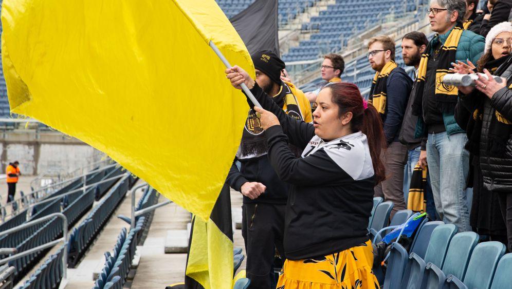 Fotostrecke: Protest aus Liebe zum Fußball