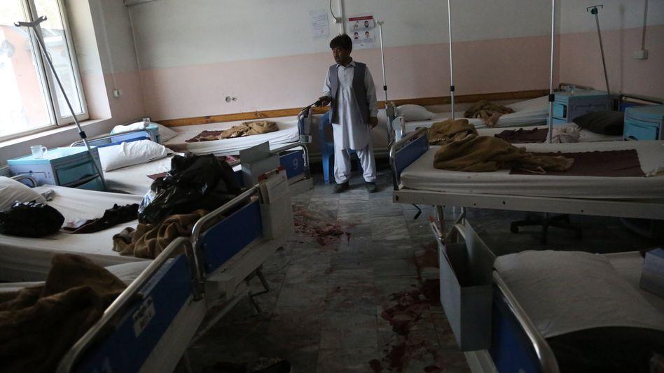 Entbindungsstation in Kabul: 24 Menschen starben, viele davon Mütter