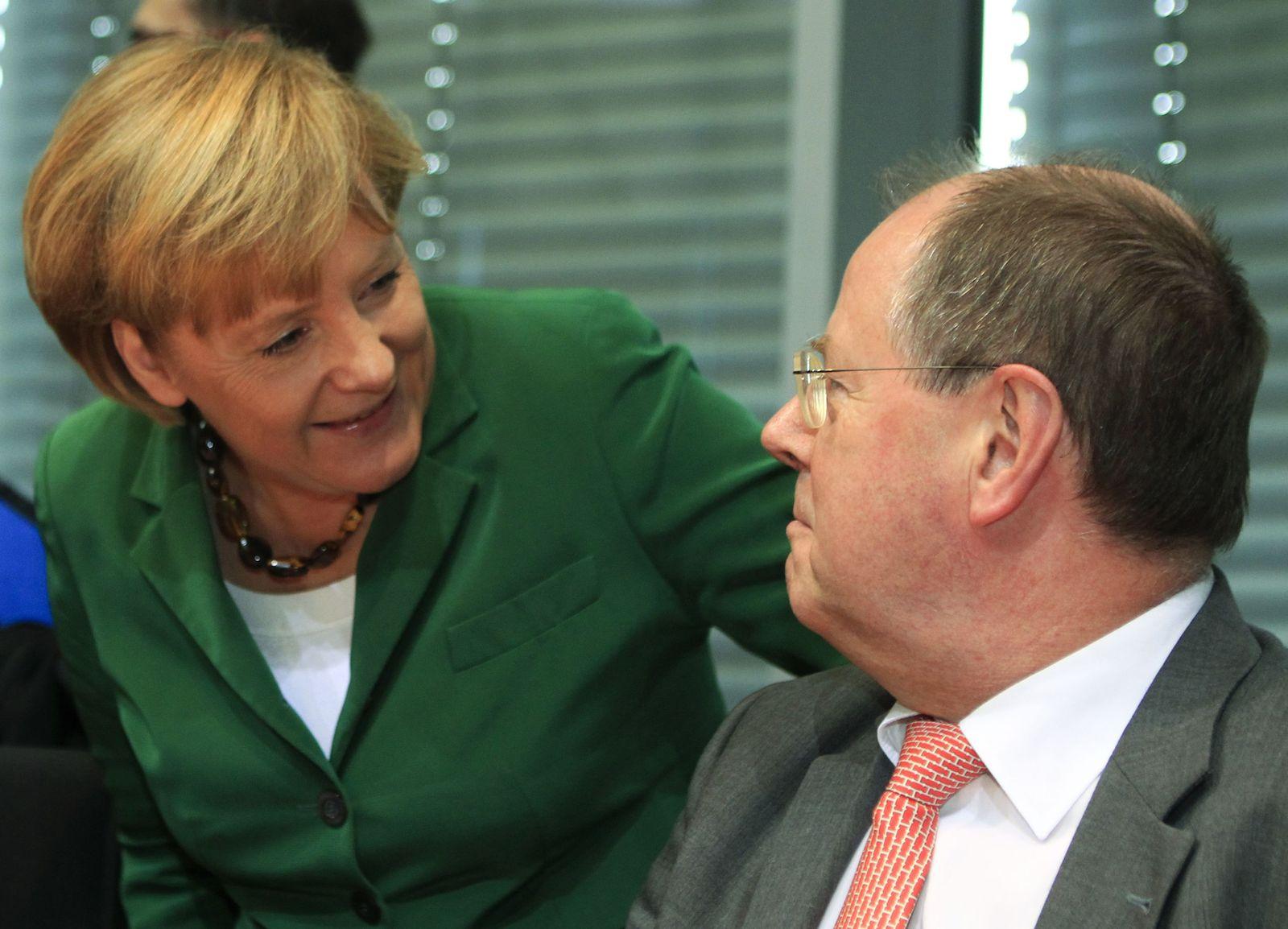 Merkel / Steinbrück