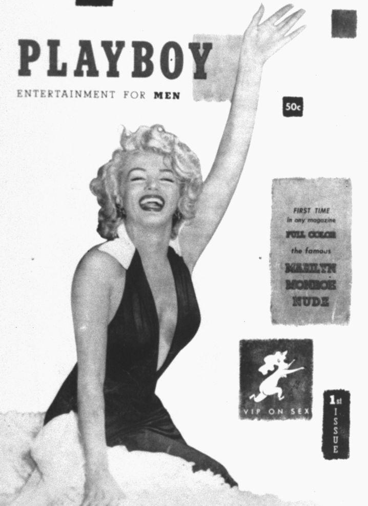"""Der erste """"Playboy"""" von 1953"""