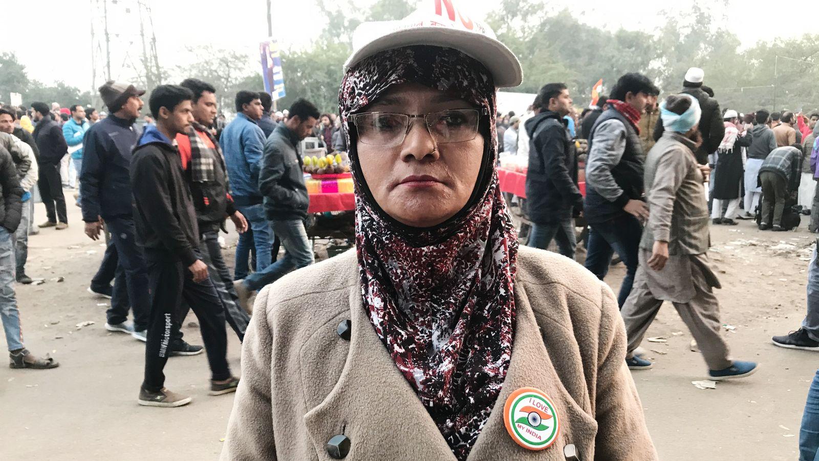 Proteste Frauen Indien