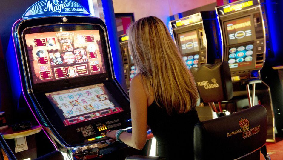 Spielautomaten Verbot