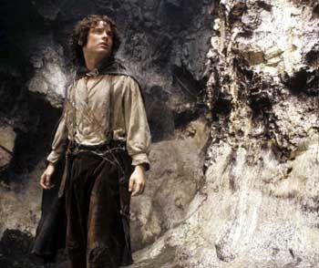 Hobbit Frodo (Elijah Wood): Schleifspuren statt Schauspielkunst