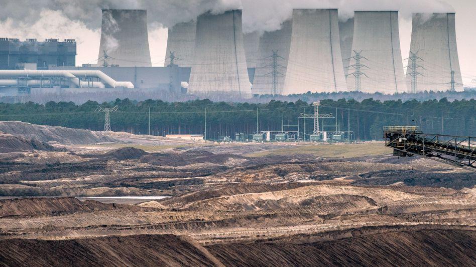 Braunkohlekraftwerkes in Brandenburg: Abschaltung statt Klimaabgabe