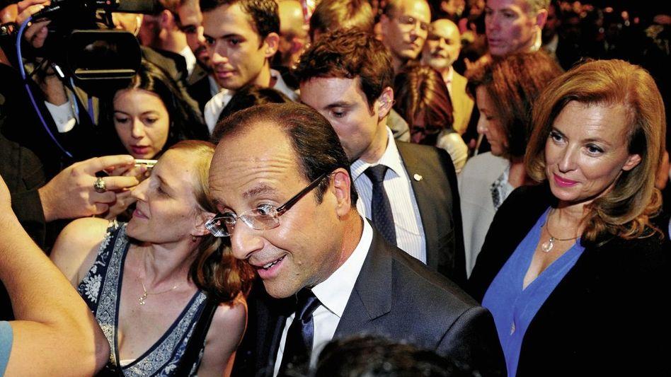Hollande, Trierweiler in New York