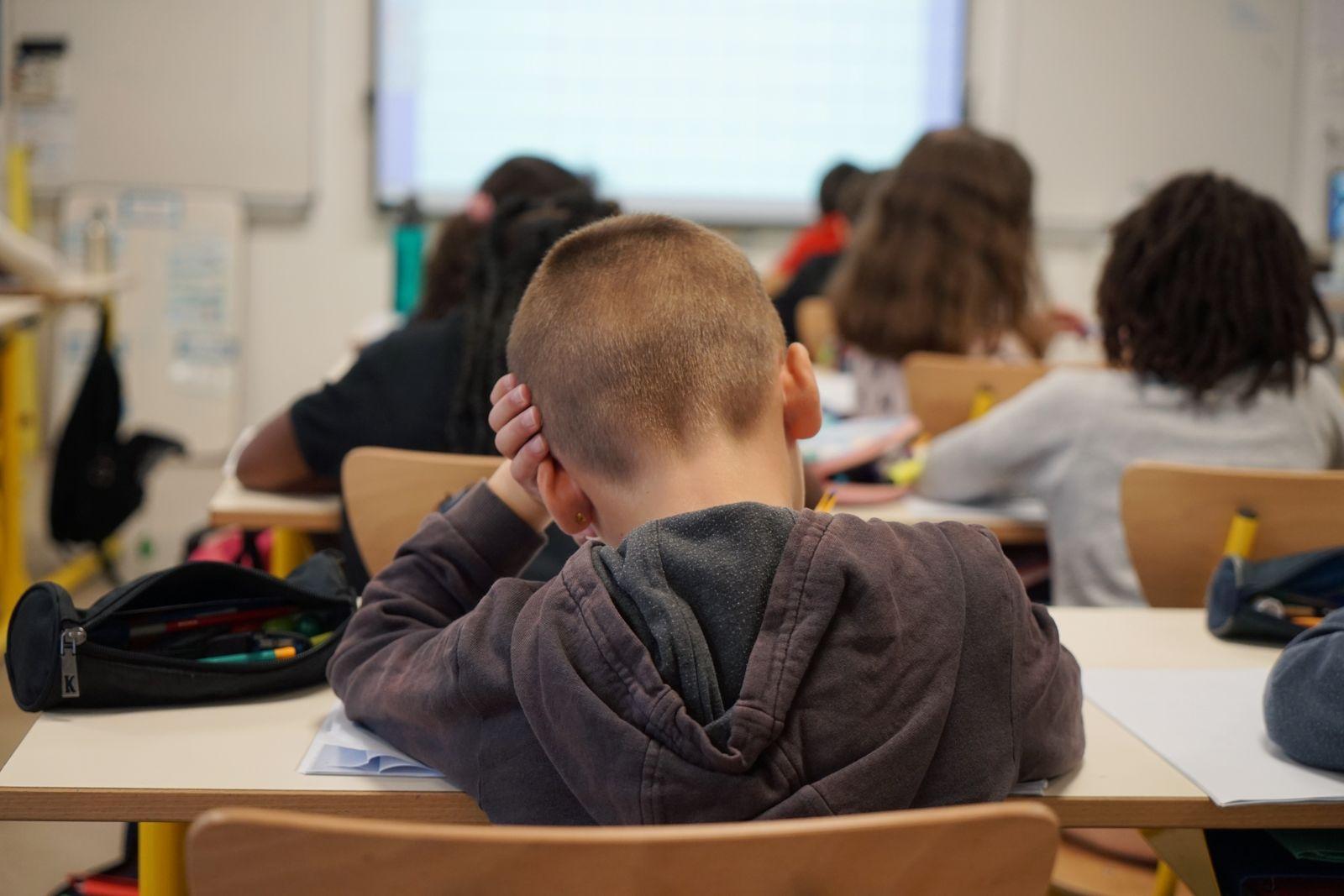 Grundschulklasse