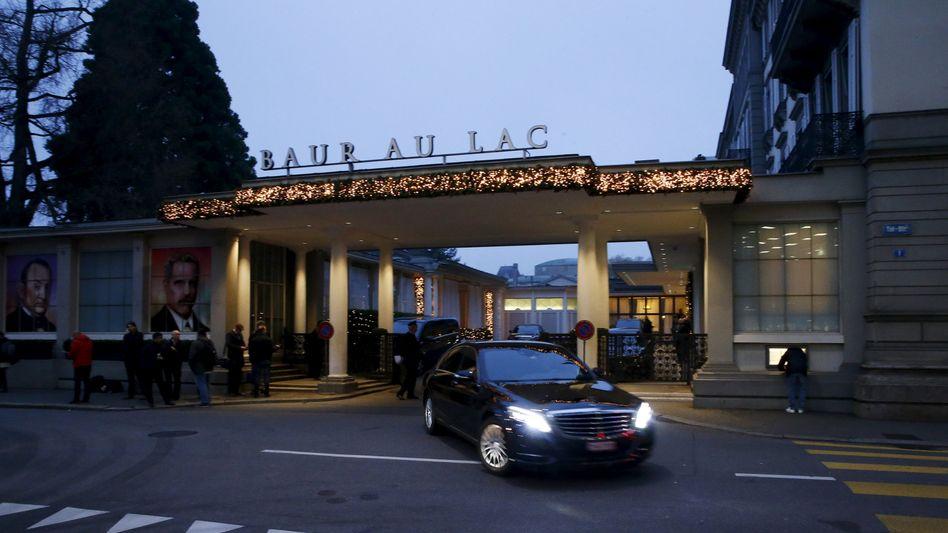 """Luxushotel Baur au Lac: """"Bestechungsgelder entgegengenommen"""""""