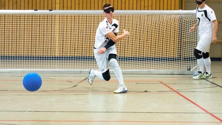 Goalball: Temporeich, ahtletisch, unbekannt
