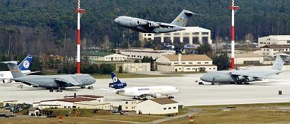 """US-Basis Ramstein: """"Die Armee kann die Waffen nicht ohne regelmäßige Inspektionen lagern"""""""
