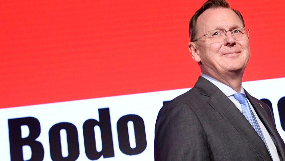 Linken-Ministerpräsident Ramelow