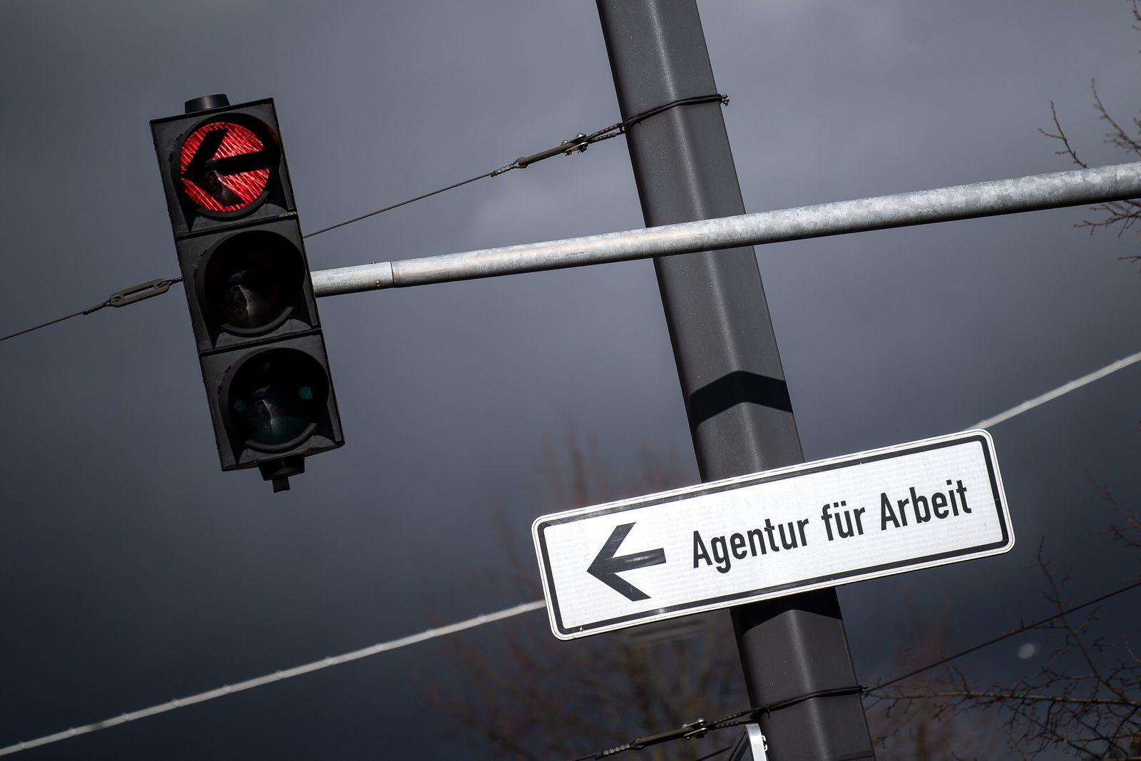 Coronavirus · Arbeitsmarktzahlen für Bremen