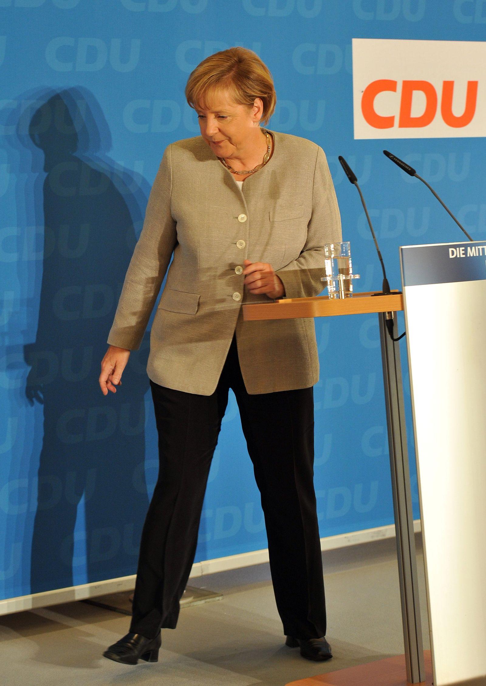CDU Präsidiumsklausur