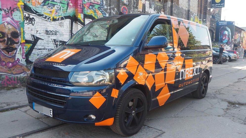 VW Bus Naext N1: Laden und Cruisen