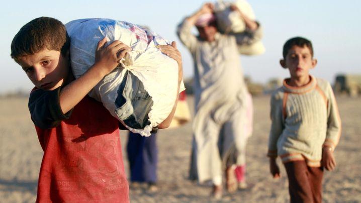 Syrischer Exodus: Ein Volk auf der Flucht