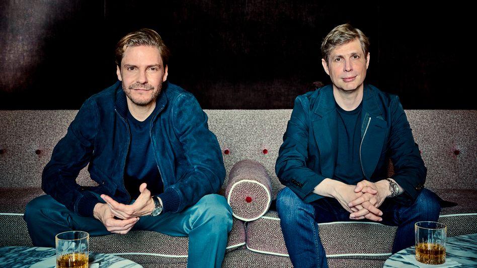 Regisseur Brühl, Drehbuchautor Kehlmann: »Aus Verstörung macht man Kunst«