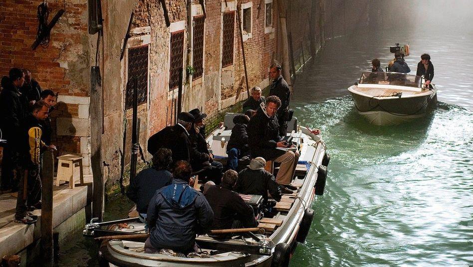 Drehort Venedig: »Eine Selbstentdeckung, kein Karriere-Move«