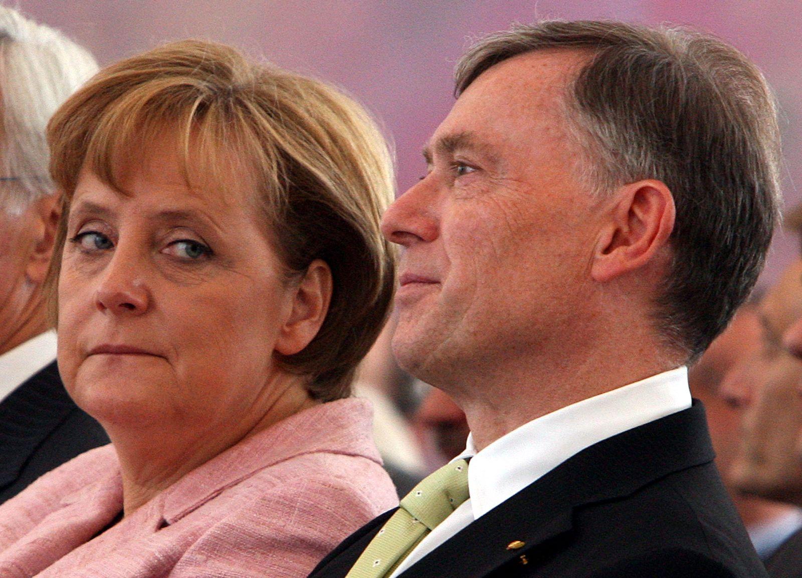 NICHT VERWENDEN Bundespraesident Koehler tritt zurueck