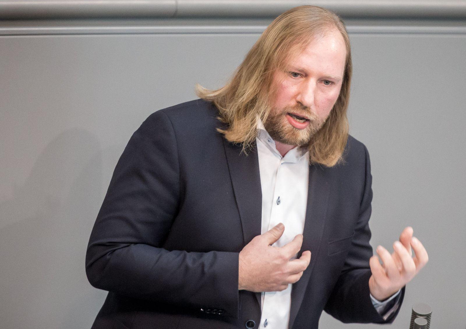 Bundestag Anton Hofreiter