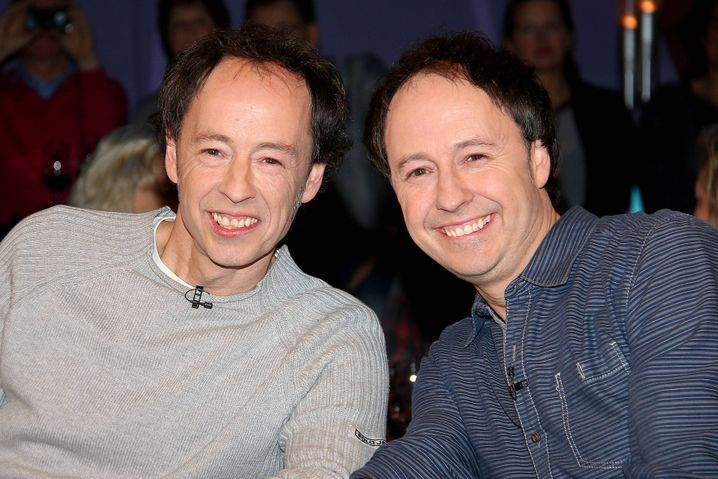 Gründer des Miniatur-Wunderlands: die Brüder Gerrit und Frederik Braun