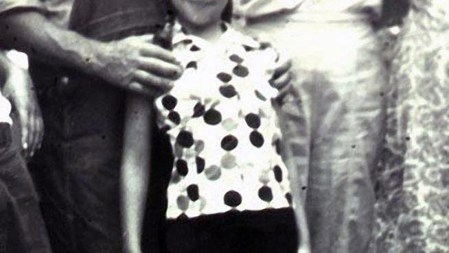Foto von Maria Ridulph im Sommer 1957: Im Alter von sieben Jahren getötet