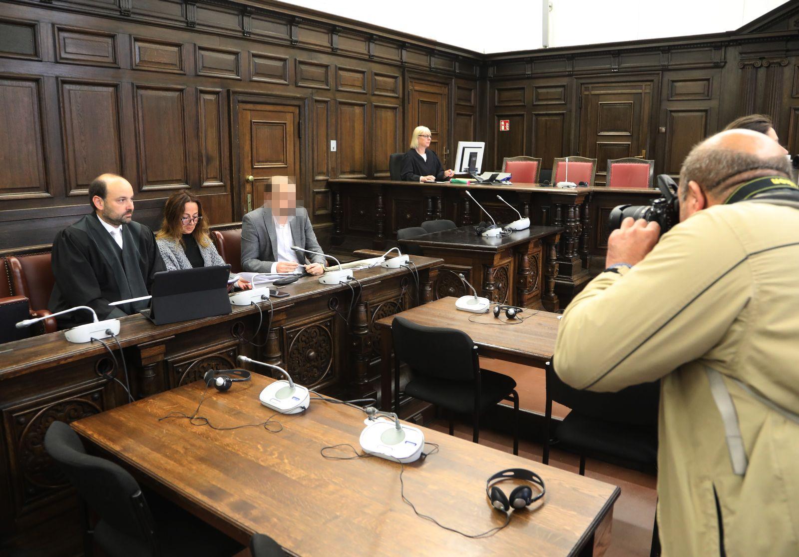 Hamburg/ Gericht/ Türkischer Spion