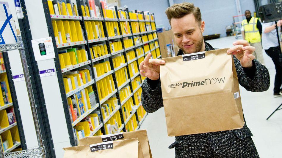 Amazon-Lager (Archivbild)