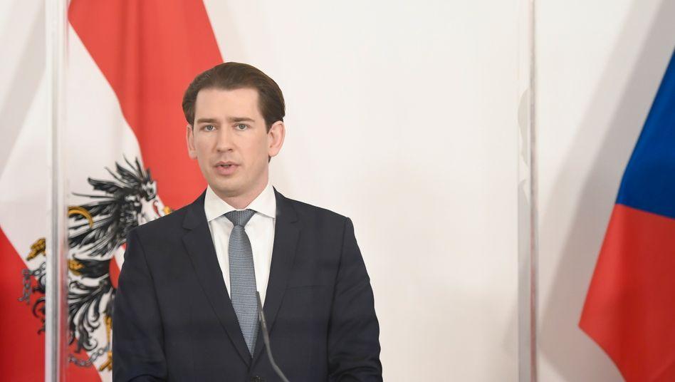 Österreichs Kanzler Sebastian Kurz (Archivbild)
