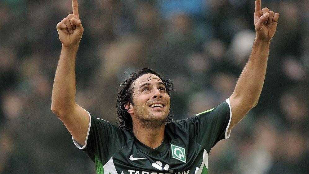 Tor-Rekord: Pizarros Treffer für die Geschichtsbücher