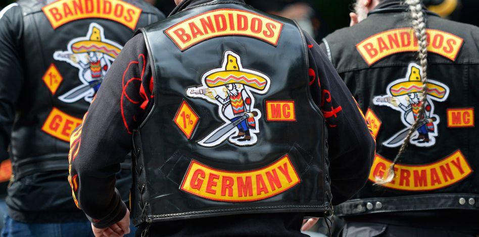 Bandidos in Nordrhein-Westfalen (Archiv)