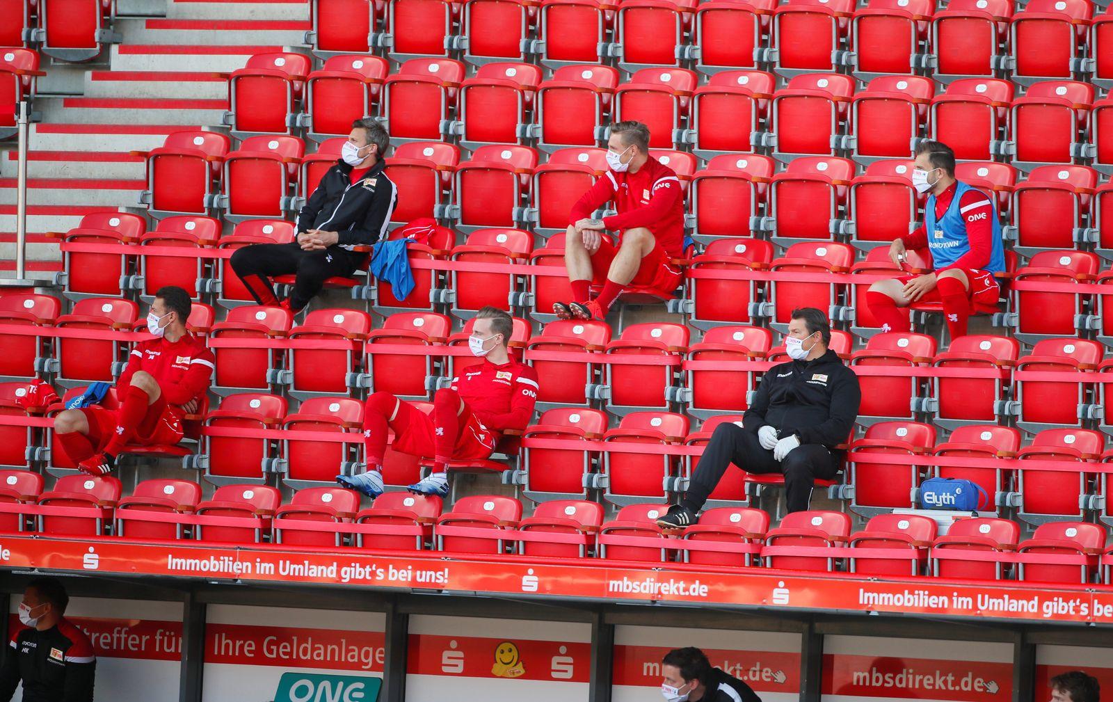 1. FC Union Berlin - FC Bayern München