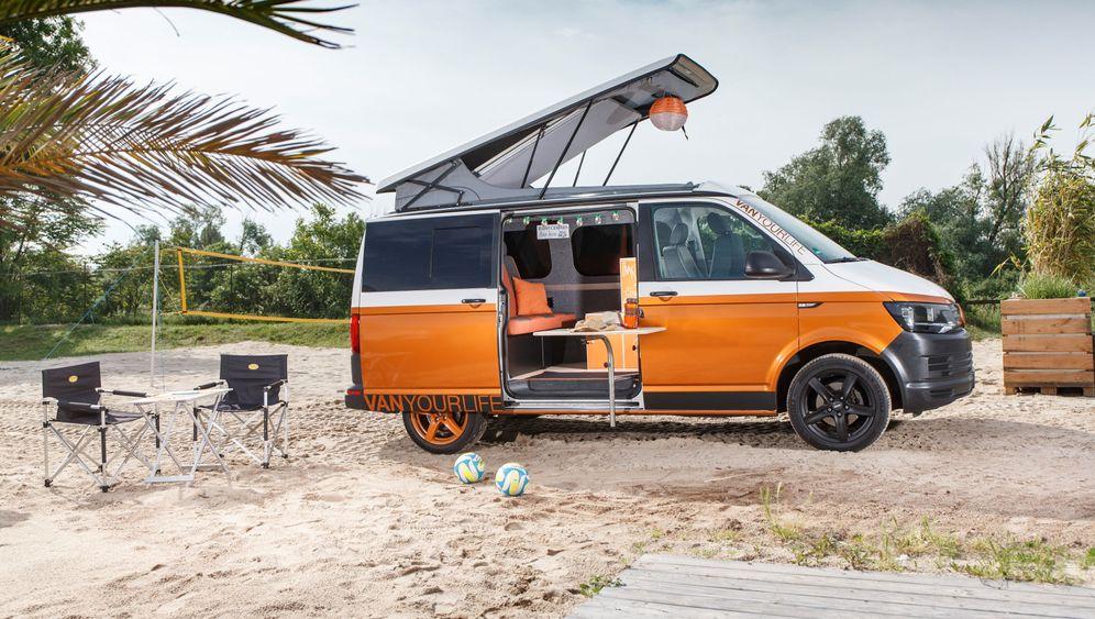 Fahrbericht Flowcamper: Preiswerter Retro-Camper