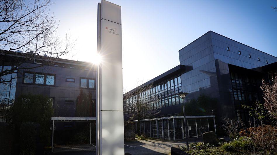 Bafin-Zentrale in Bonn: »Ermessensentscheidung zur Gefahrenabwehr«