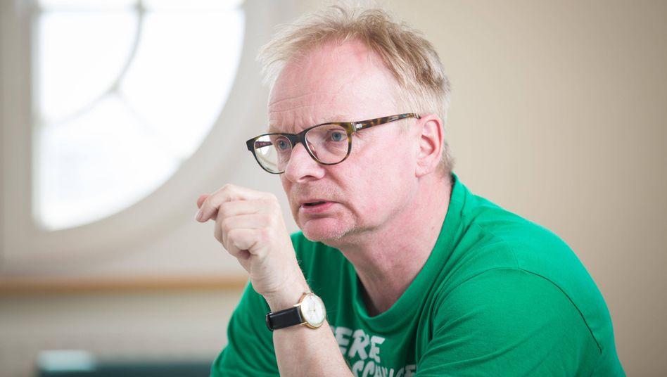 Kabarettist Uwe Steimle