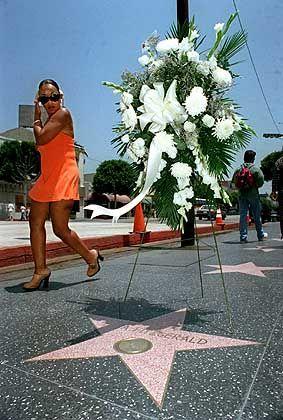 Walk of Fame: Dein Hemd ist nass, deine Füße qualmen