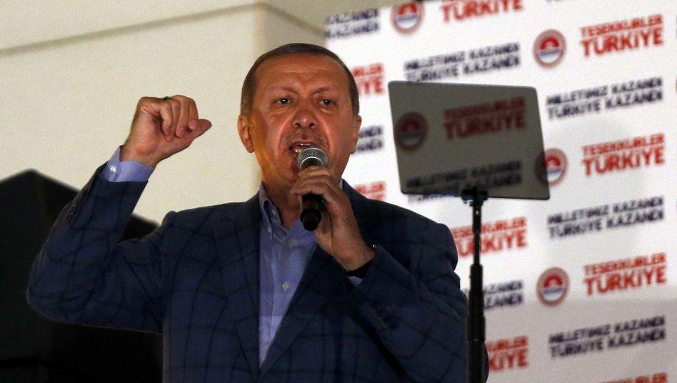 Neuer türkischer Präsident Erdogan: Heftige Kritik aus der CSU