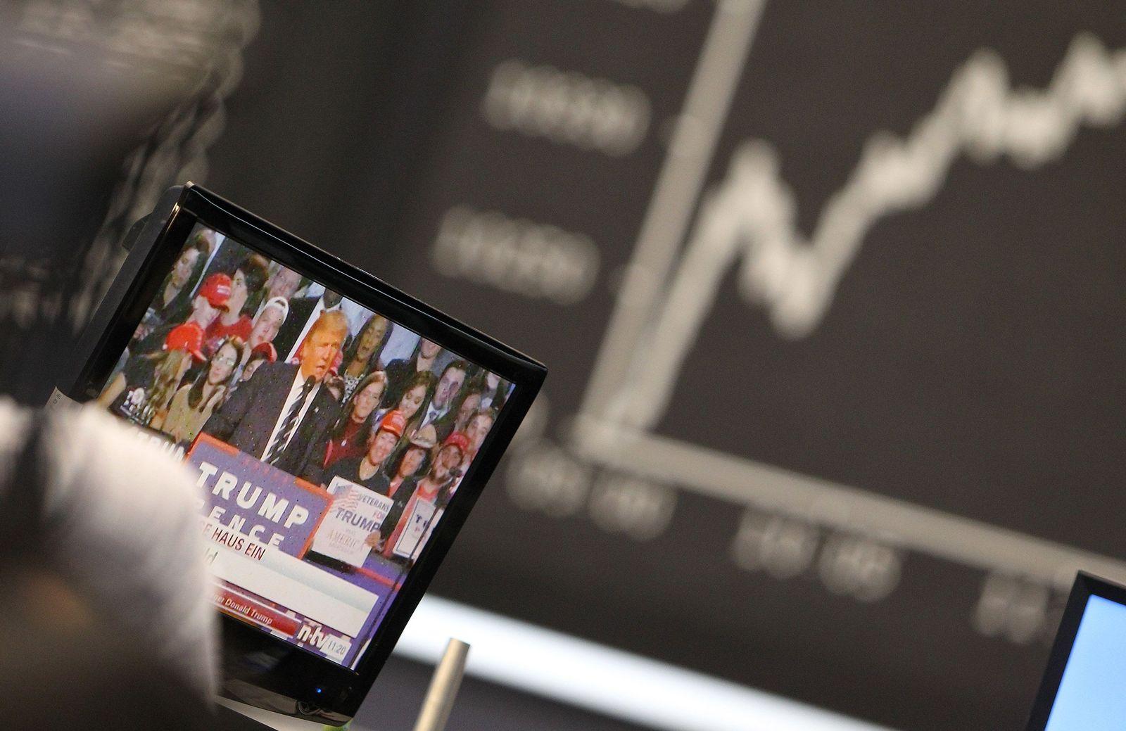 US-Wahl / Börse Frankfurt