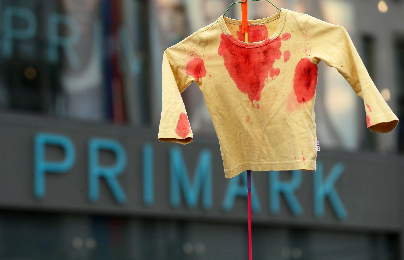 Primark / Protest / Deutschland