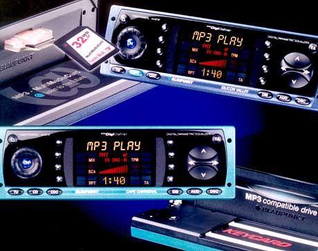 DVD/ mp3-Autoradio