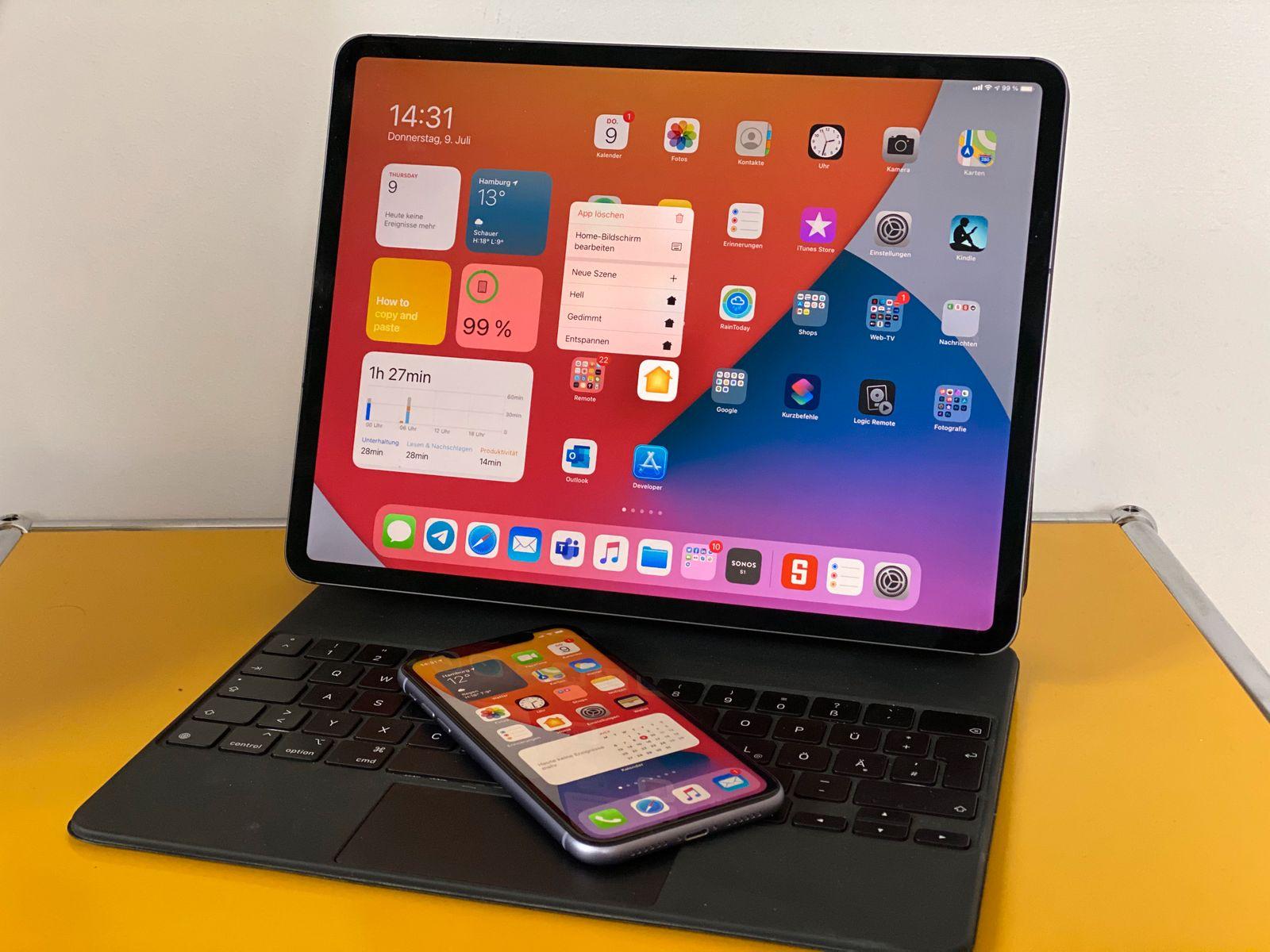 iOS 14 / iPad OS 14