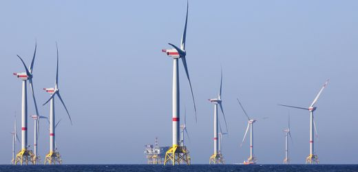 Windparks in der Nordsee produzieren so viel Strom wie nie