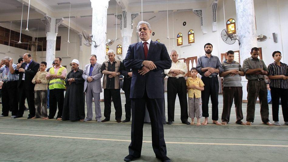 Oppositionsführer Sabahi: »Wenn sie ihn töten, gibt es Bürgerkrieg«
