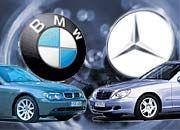 BMW und Mercedes legten für 2002 gute Absatzzahlen vor