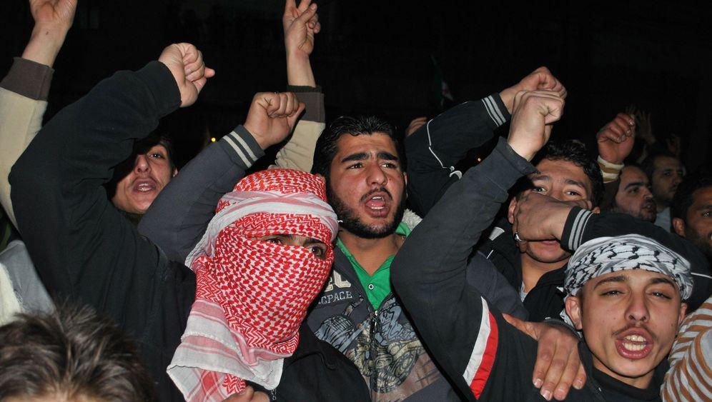 Proteste in Syrien: Unmut gegen Assads Willkür