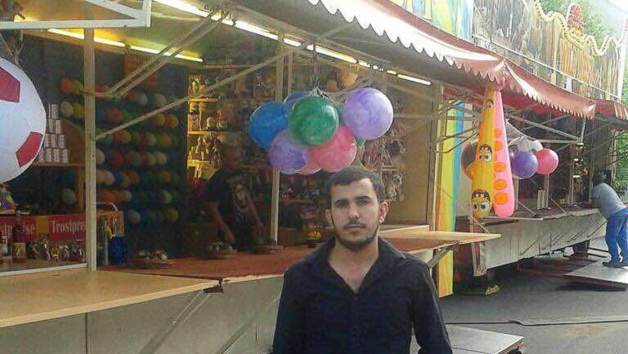 Jaber Albakr vor seinem Tod