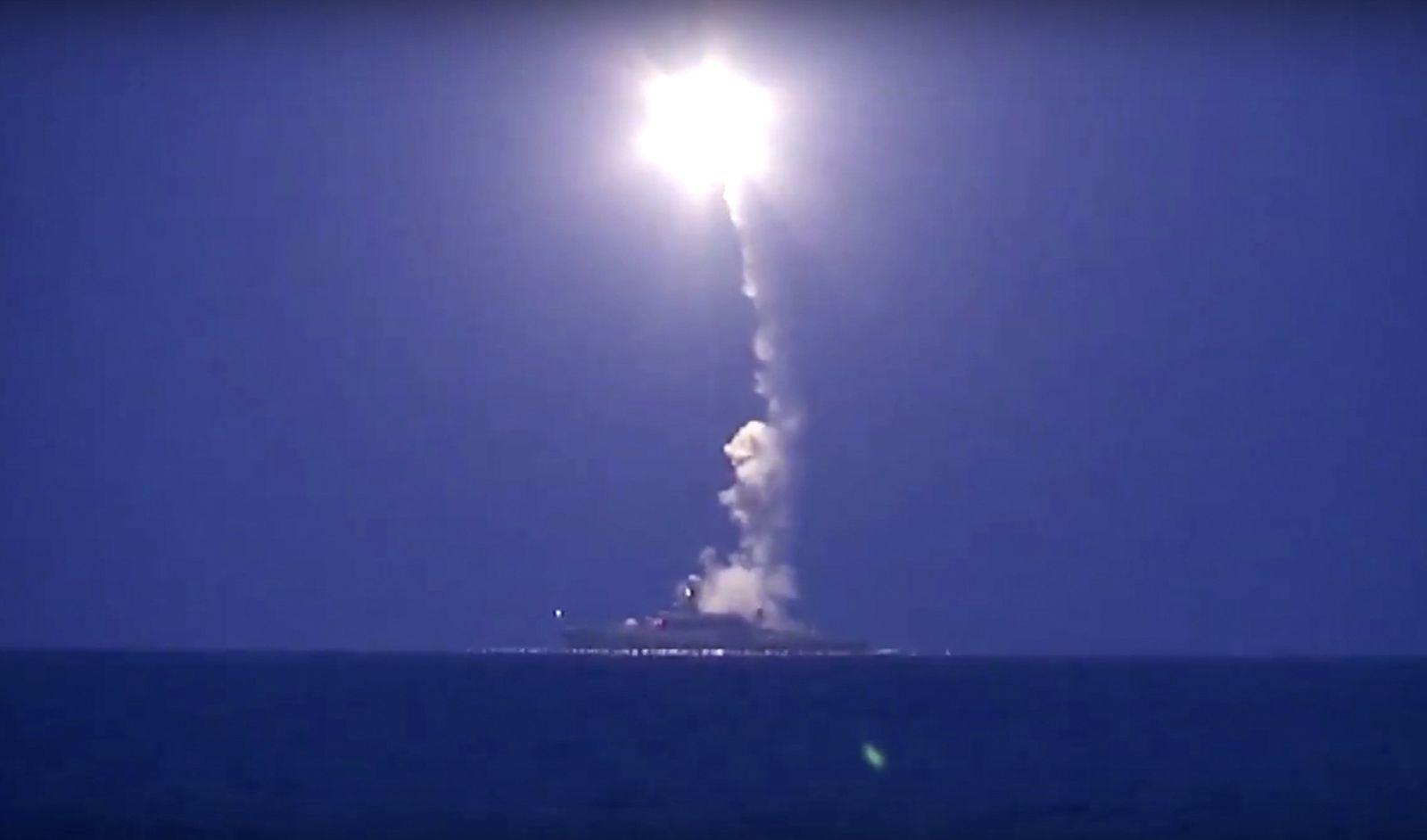 Russland / Syrien / Marschflugkörper