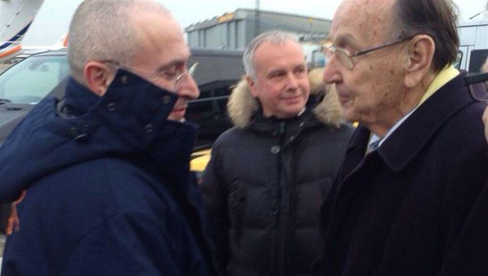 Begnadigung: Kreml-Gegner Chodorkowski in Deutschland